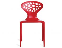 Supernatural Chair Red