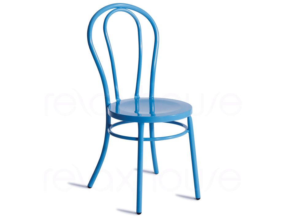 Thonet Vienna Chair Blue ...