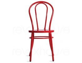 Red Vienna Chair