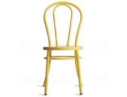 Vienna Yellow Bentwood Chair