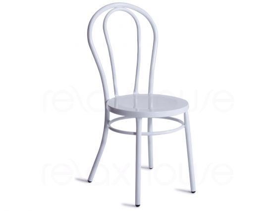 Thonet Vienna Chair White