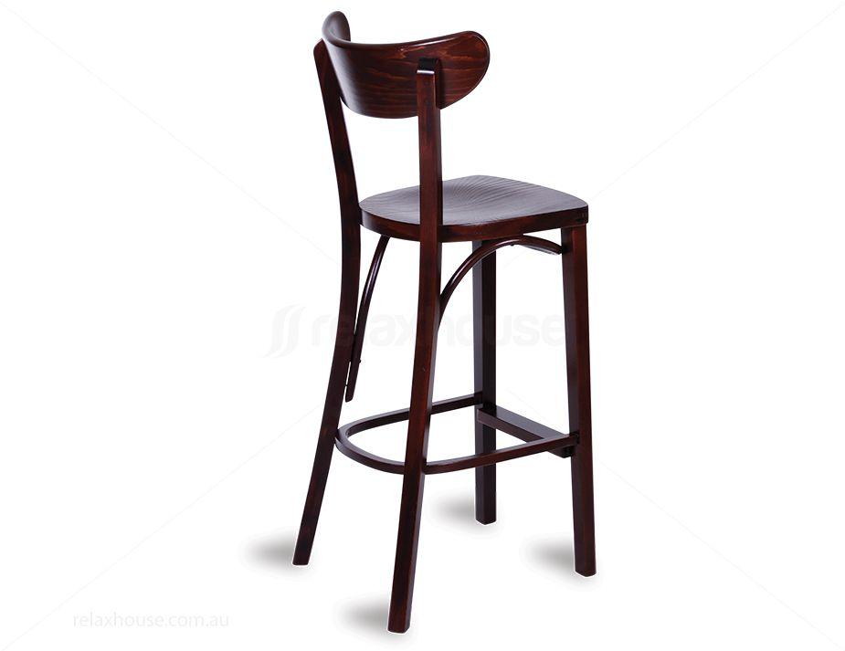 Thonet Designed Wenge Melnikov Bentwood Bar Stool : bar stool bentwood from www.relaxhouse.com.au size 925 x 713 jpeg 37kB