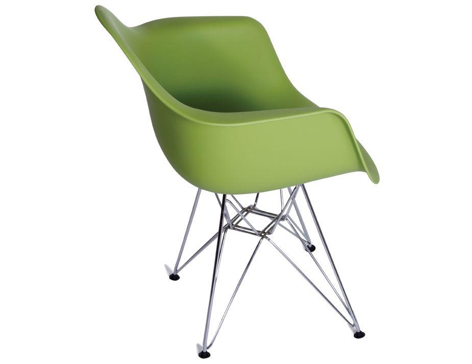 Green Eames DAR Eiffel Chair : charles eames green dining chair from www.relaxhouse.com.au size 925 x 713 jpeg 34kB