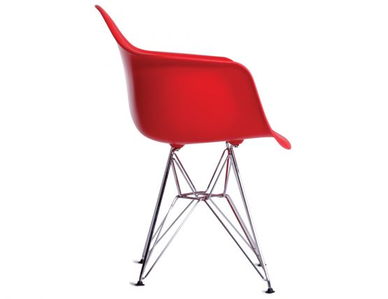 Designer Red Eames Chair