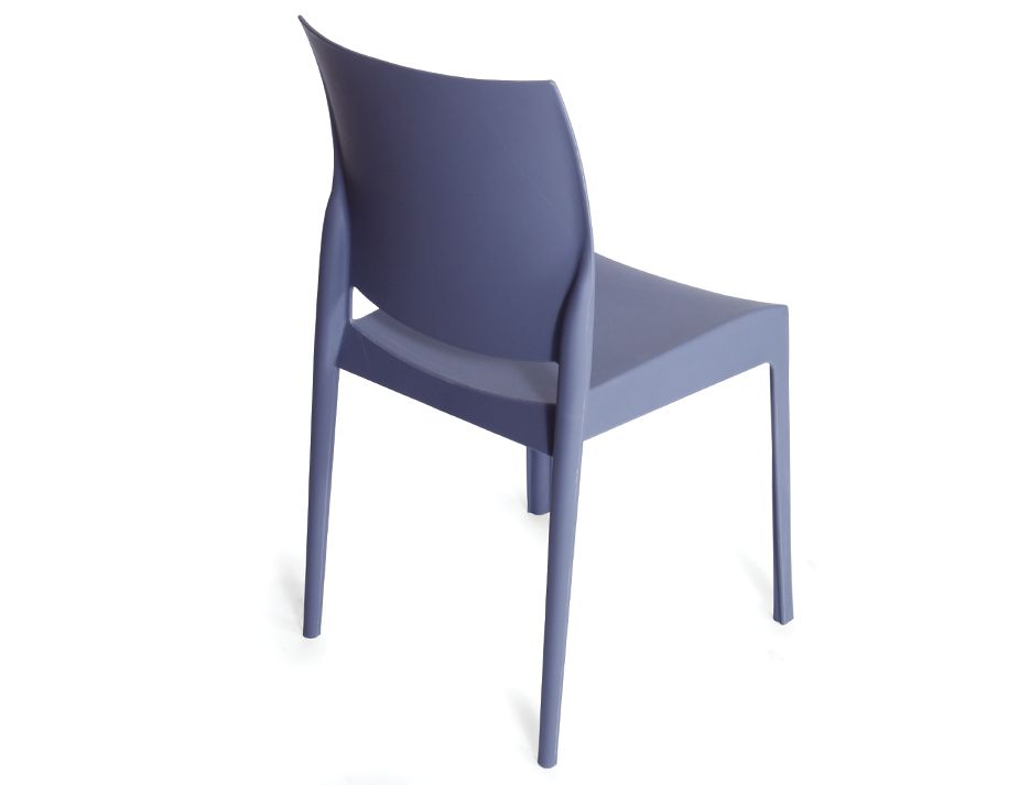 Modern Grey Patio Amp Cafe Chair