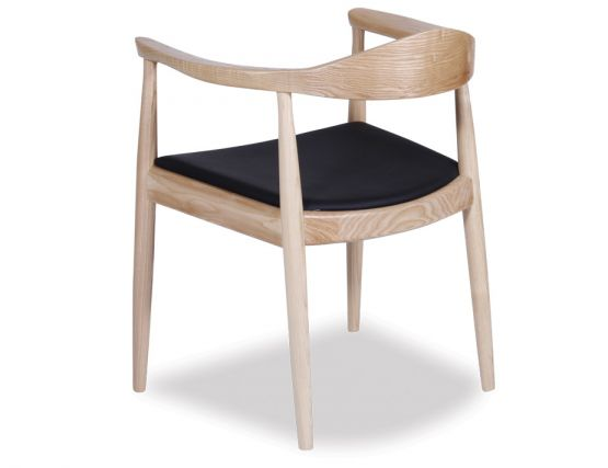 Modern Round Arm Chair
