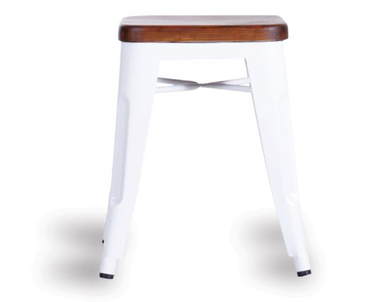 606_white Replica Bar Stool