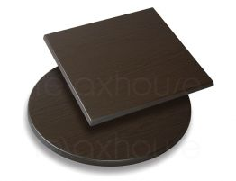Brown Cafe Table Top