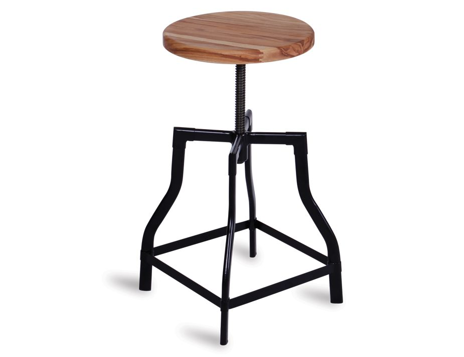 Turner Bar Stool Adjustable