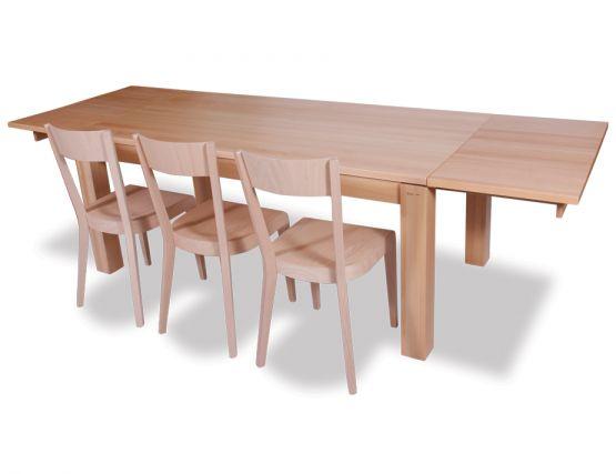 Era Natural Beech Timber Dining Chair