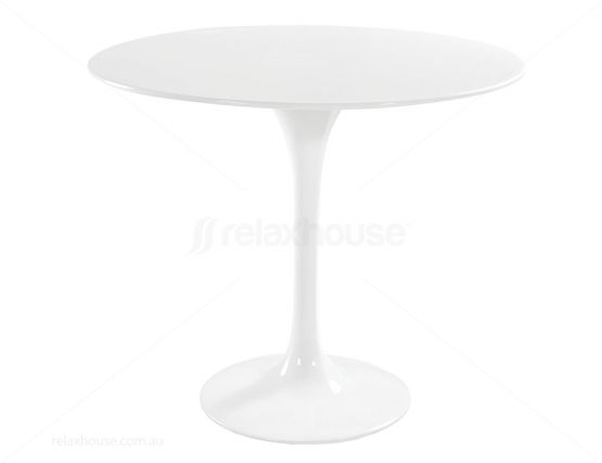 Tulip Table White
