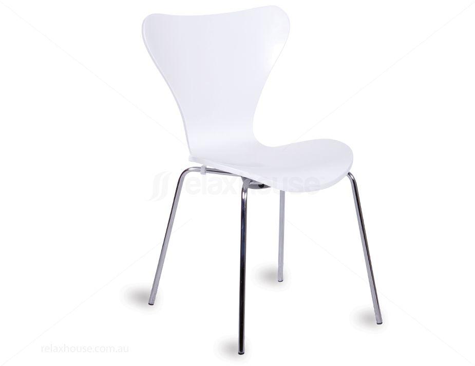 White Series 7 Chair ...