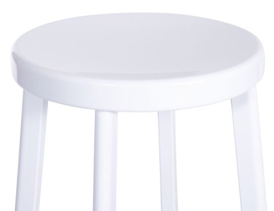 Deja Vu Counter Stool White Replica Magis