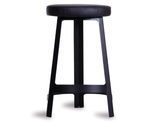 Black Designer Bar Stool