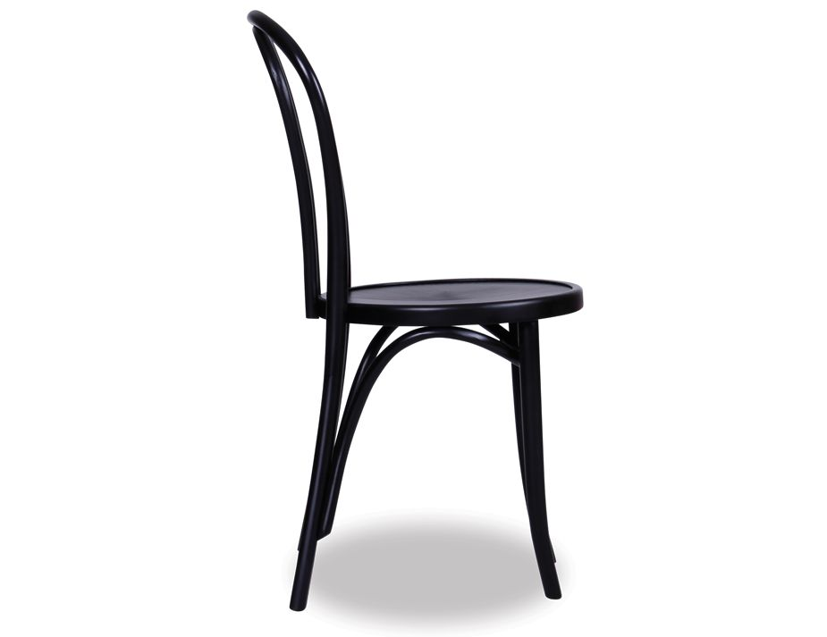 Thonet Chair Black