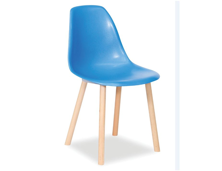 Blue Modern Dining Chair Cool