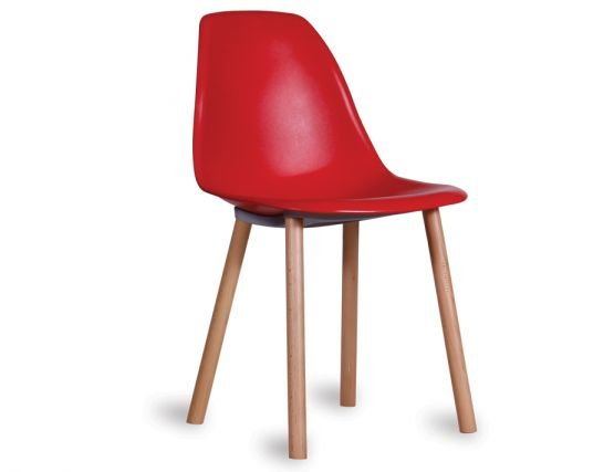 Unique Red Chair