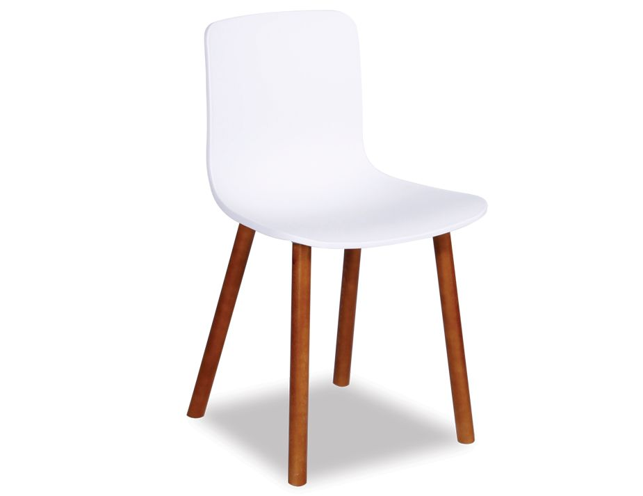 Hal Wood Sc Side Chair Replica Solid Wood Legs