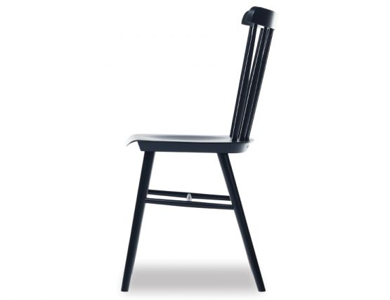 Black Ton Ironica Chair