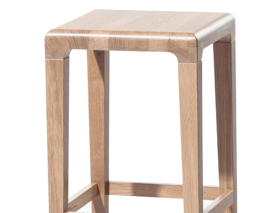 Wooden Bar Stool Modern