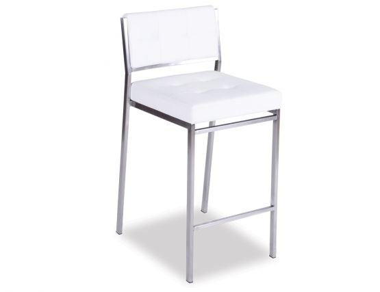 Balin Stool White