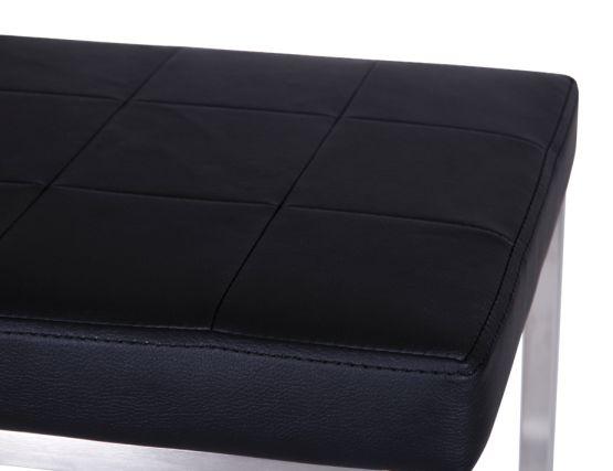 Furniture 805bs Brushed Aluminum Backless Restaurant