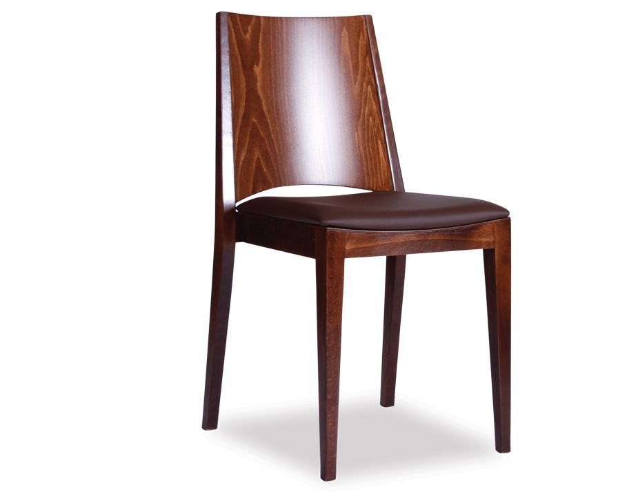 Stackable Bistro Dining Chair With Padded Seat : wood chair from www.relaxhouse.com.au size 925 x 713 jpeg 37kB