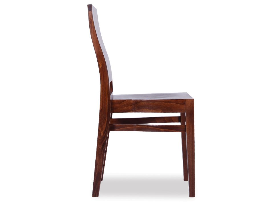 Exceptionnel ... Wooden Chair Side Shot ...