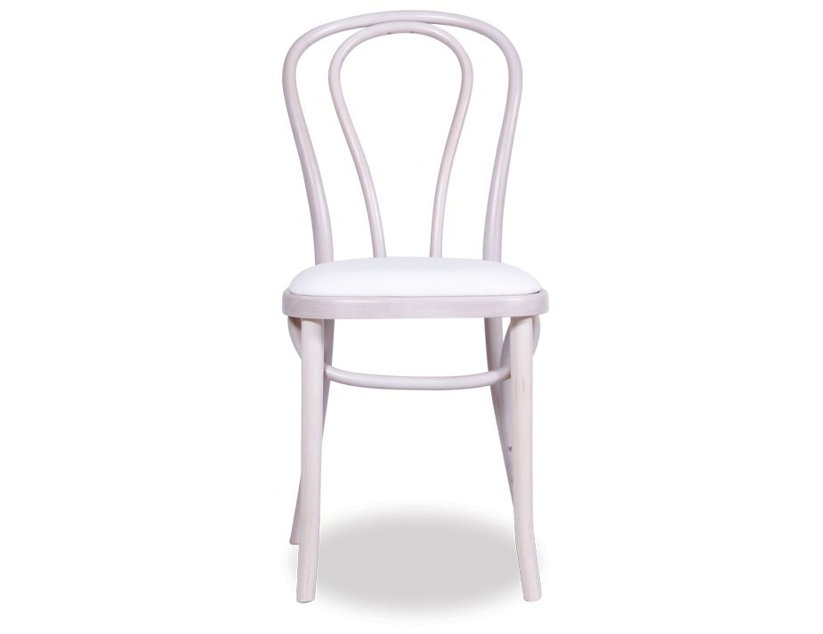 ... Bentwood Chair White ...