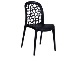 black-plastic-moon-chair