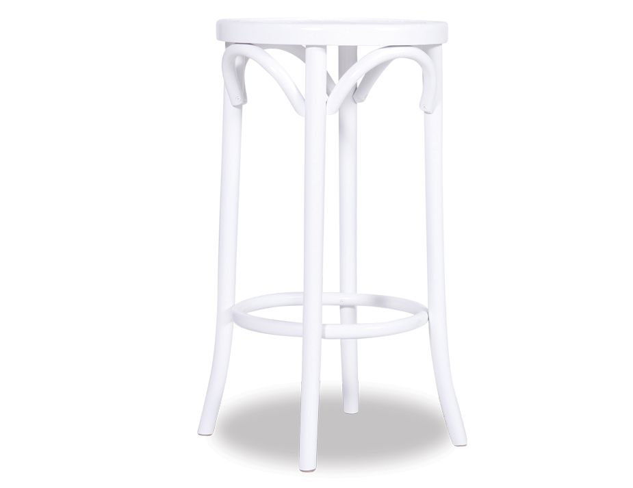 Paris Stool White