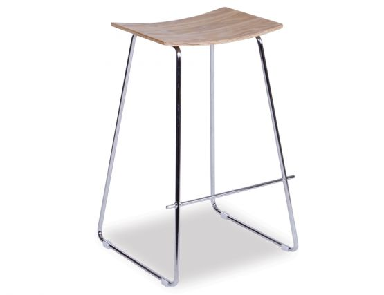 Yvonne Y Potter Stool Oak