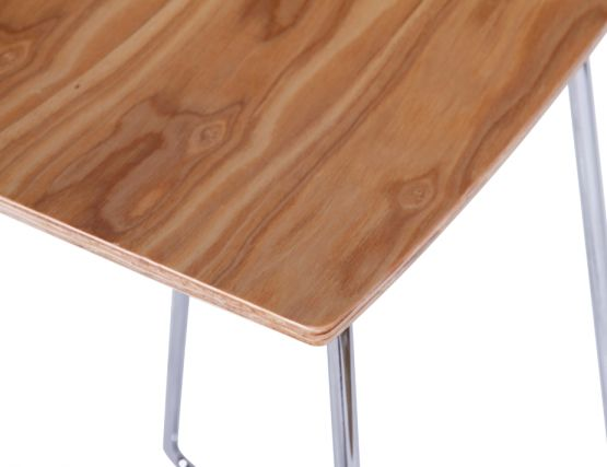 Wood Classic Bar Stool