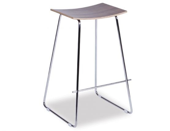 Yvonne Y Potter Stool Walnut
