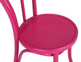 Hot Pink A18 Vienna Bentwood Chair