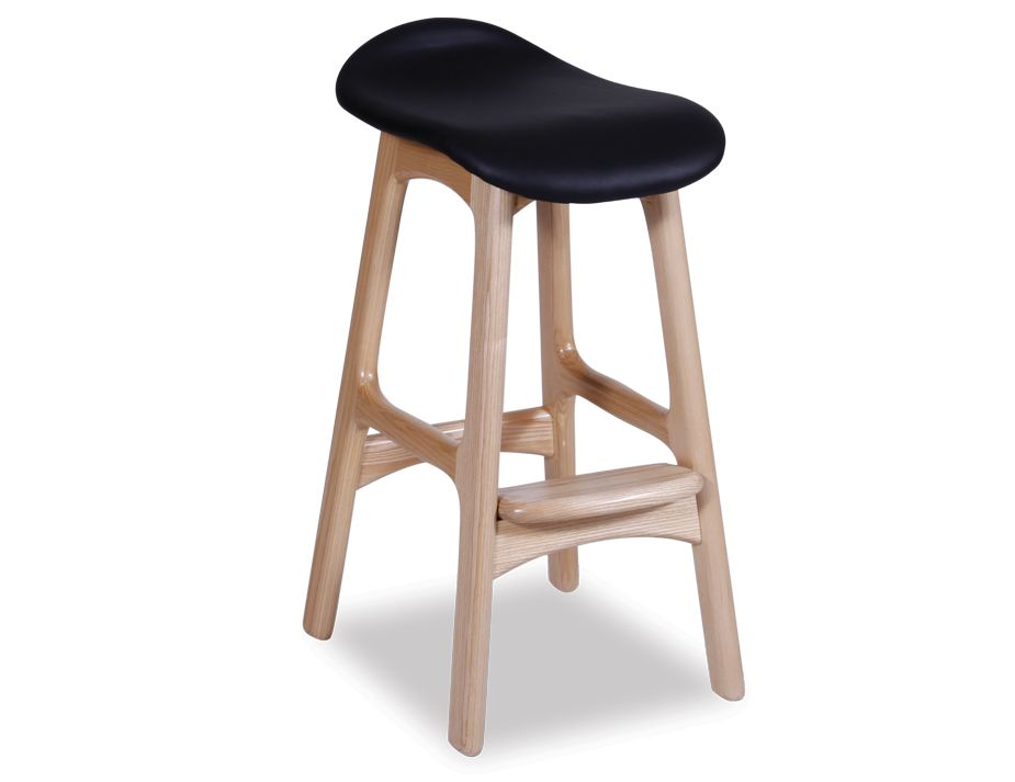 Erik buck od bar stool black - Erik buch bar stool ...