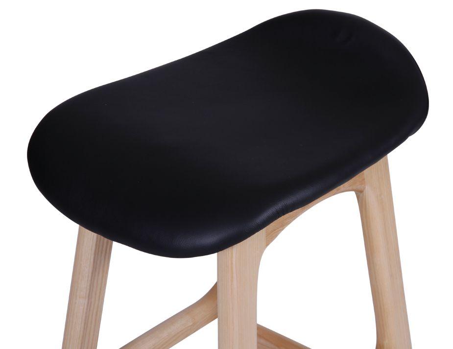 Erik Buck OD Bar Stool Black : padded seat from www.relaxhouse.com.au size 925 x 713 jpeg 34kB