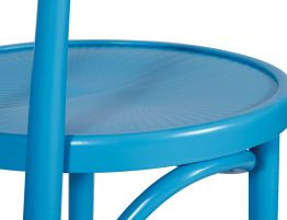 aqua-blue-kitchen-stool