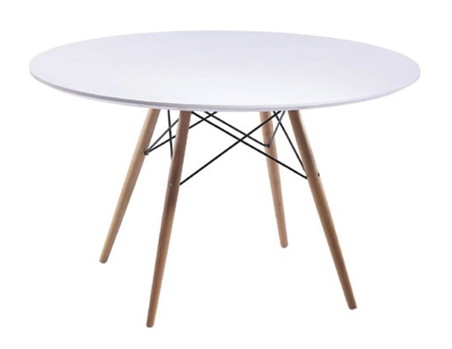 Replica eames dsw round dining table 120cm relax house - Replica eames dining table ...