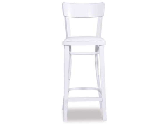 Awesome White Bar Stool