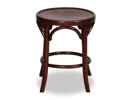 45cm-Backless-Bentwood-Stools---Walnut