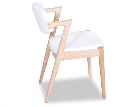 White Kai Chair