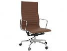 Chocolate Replica Eames Executive High Back Office Chair