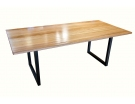 Bull Box End Dining Table - Australian Hardwood - Designed and Manufactured in Australia