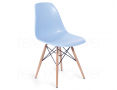 Replica Eames Eiffel DSW Chair - Matt Blue