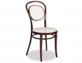 Original European Made Bentwood No 10 Chair w/ Cane Seat - Michael Thonet Designed - Walnut
