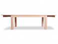 Vario Extendable Dining Table - Natural Beechwood 180cm - 280cm TON CZ Original
